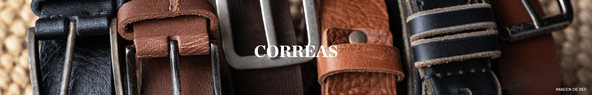 Correas Mujer